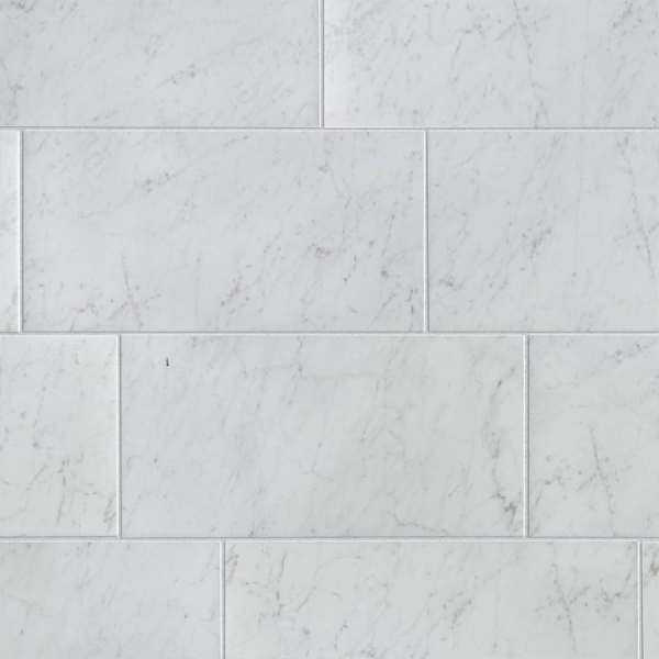 Shop Tile at Lowes com Style Selections Futuro White Porcelain Slip Resistance Floor and Wall Tile   Common  12