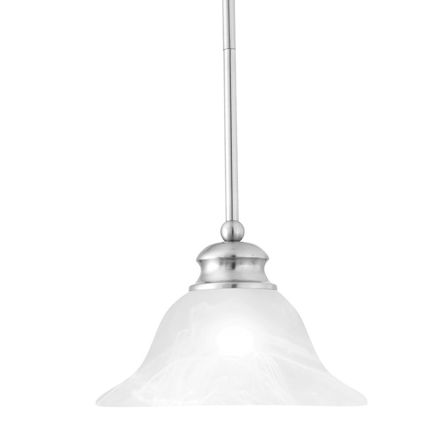 Nickel Mini Pendant Light