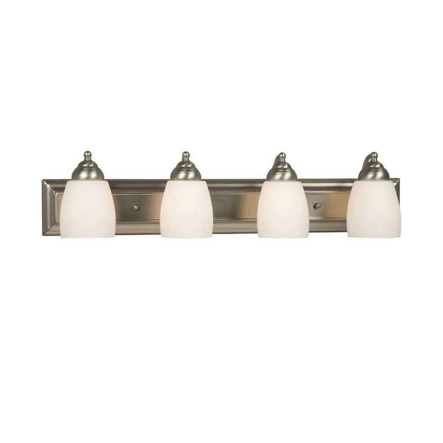 Picture Lights Brushed Nickel