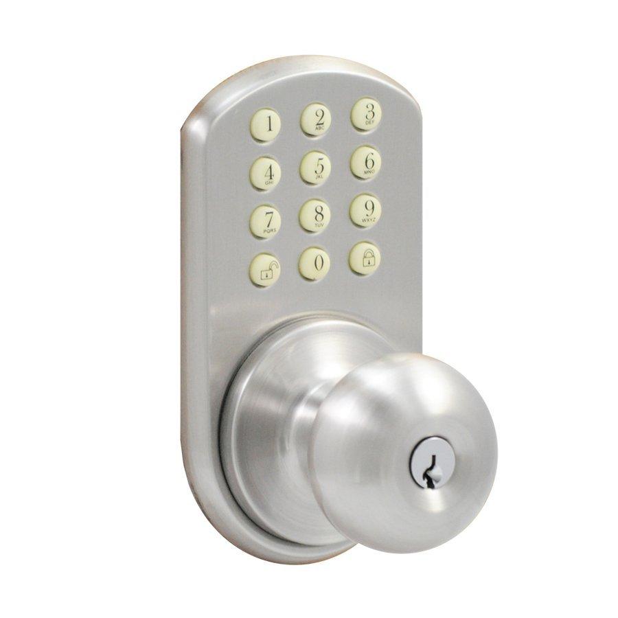 Keypad Door Lock Lowes