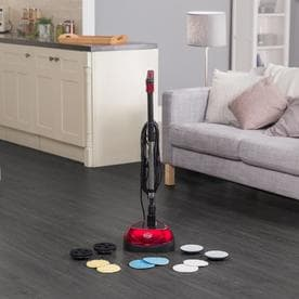 Shop Floor Polishers   Accessories at Lowes com Ewbank All in One Floor Cleaner  Scrubber and Polisher 13 in Rotary Floor  Polisher