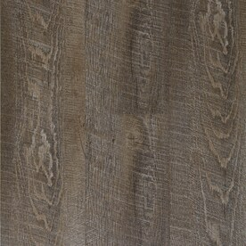 Shop Vinyl Plank at Lowes com Style Selections 1 Piece 6 in x 36 in Driftwood Gray Peel
