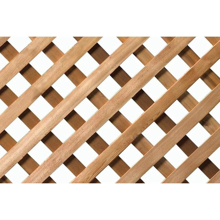 4x8 Lattice Panels Lowes