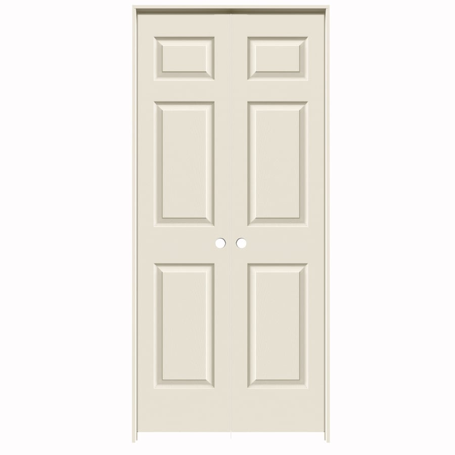 Reliabilt Primed Prehung Hollow Core 6 Panel French