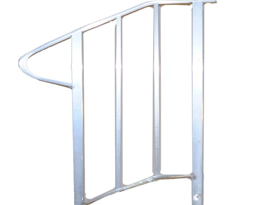 Handrail Exterior Handrails At Lowes Com | Outdoor Step Railing Lowes | Handrail Kit | Deck Stairs | Deck Railing | Lowes Com | Composite Decking