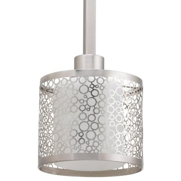 drum shade mini pendant light # 10