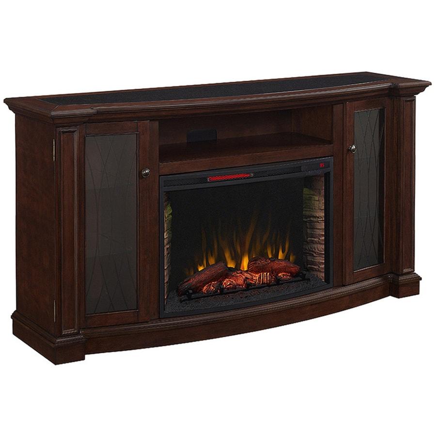 Quartz Infrared Electric Fireplace Heater