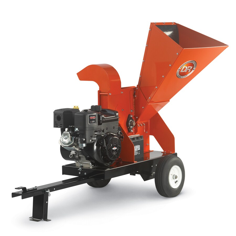Small Gas Powered Wood Chipper