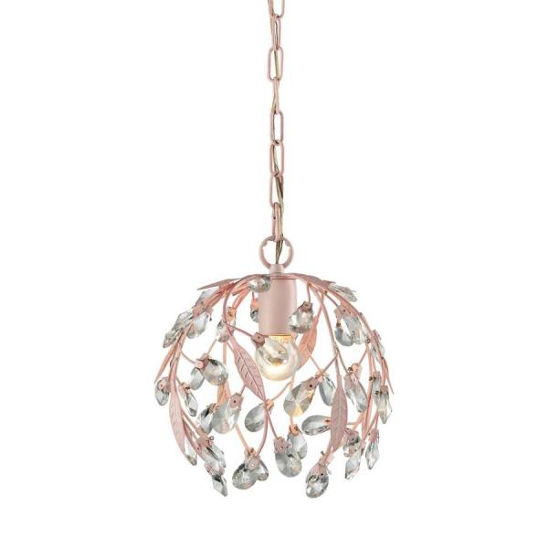 pendant lighting pink # 41