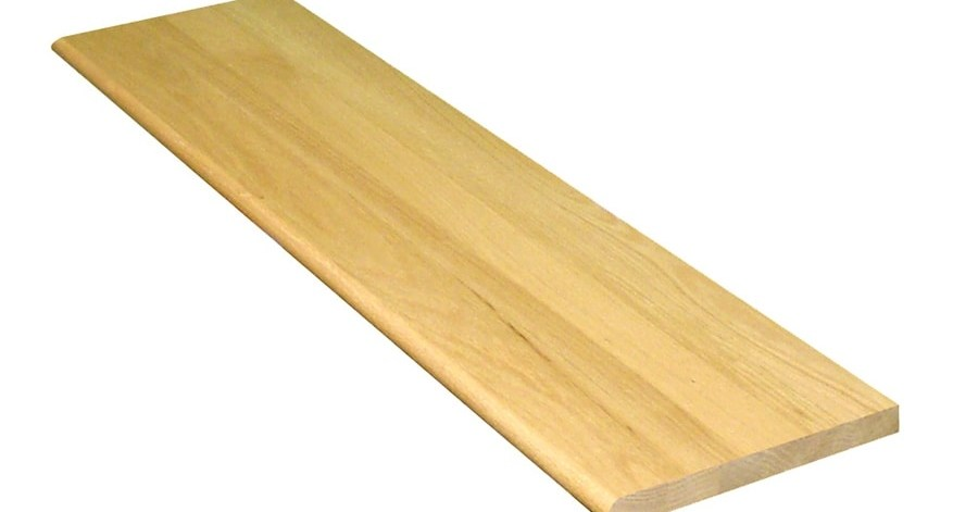 Shop Stairtek 11 5 In X 42 In Natural Prefinished Red Oak | Wood Stair Tread Manufacturers