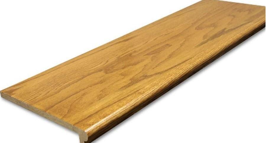 Shop Stairtek Retrotread 11 5 In X 48 In Marsh Prefinished | Wood Stair Tread Manufacturers