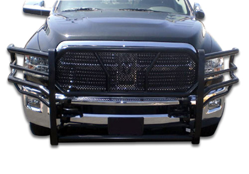 Westin Hdx Winch Mount Grille Guard Mobile Living
