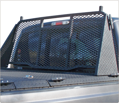 Diamond Back Hd Cab Guard Mobile Living Truck And Suv