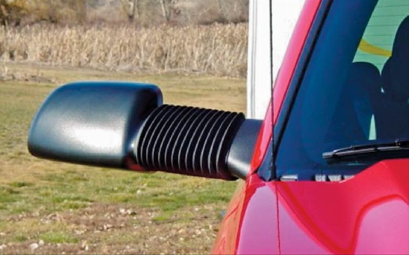 Power Vision Electrically Extending Towing Mirrors