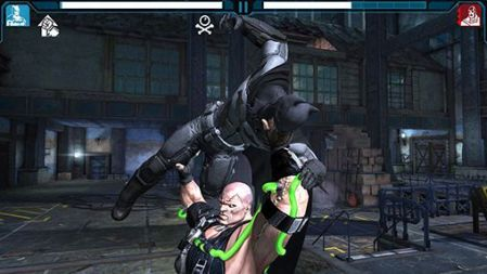 Batman  Arkham origins for Android   Download APK free Download Batman  Arkham origins Android free game