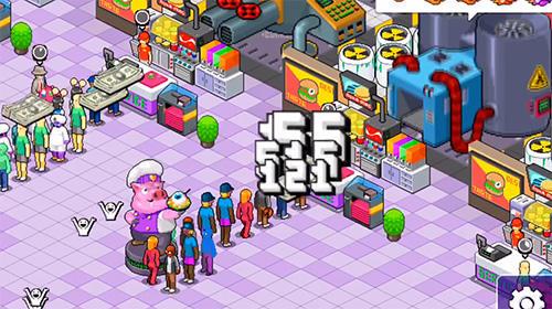Run Your Restaurant Game