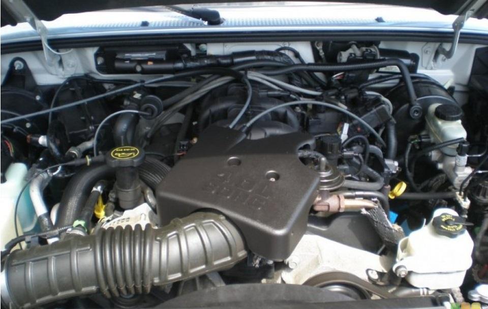 Diagram Plug Firing Ranger Order 1994 Ford Spark 40l
