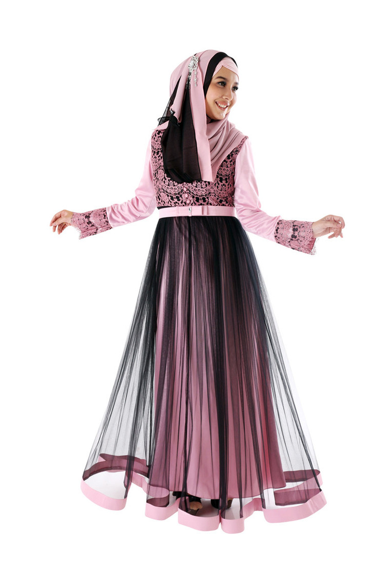 Image Result For Model Gamis Batik Variasi