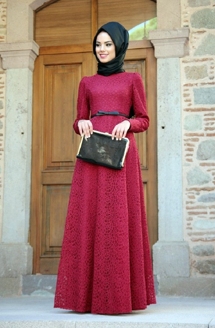 Image Result For Model Gamis Batik Long Dress