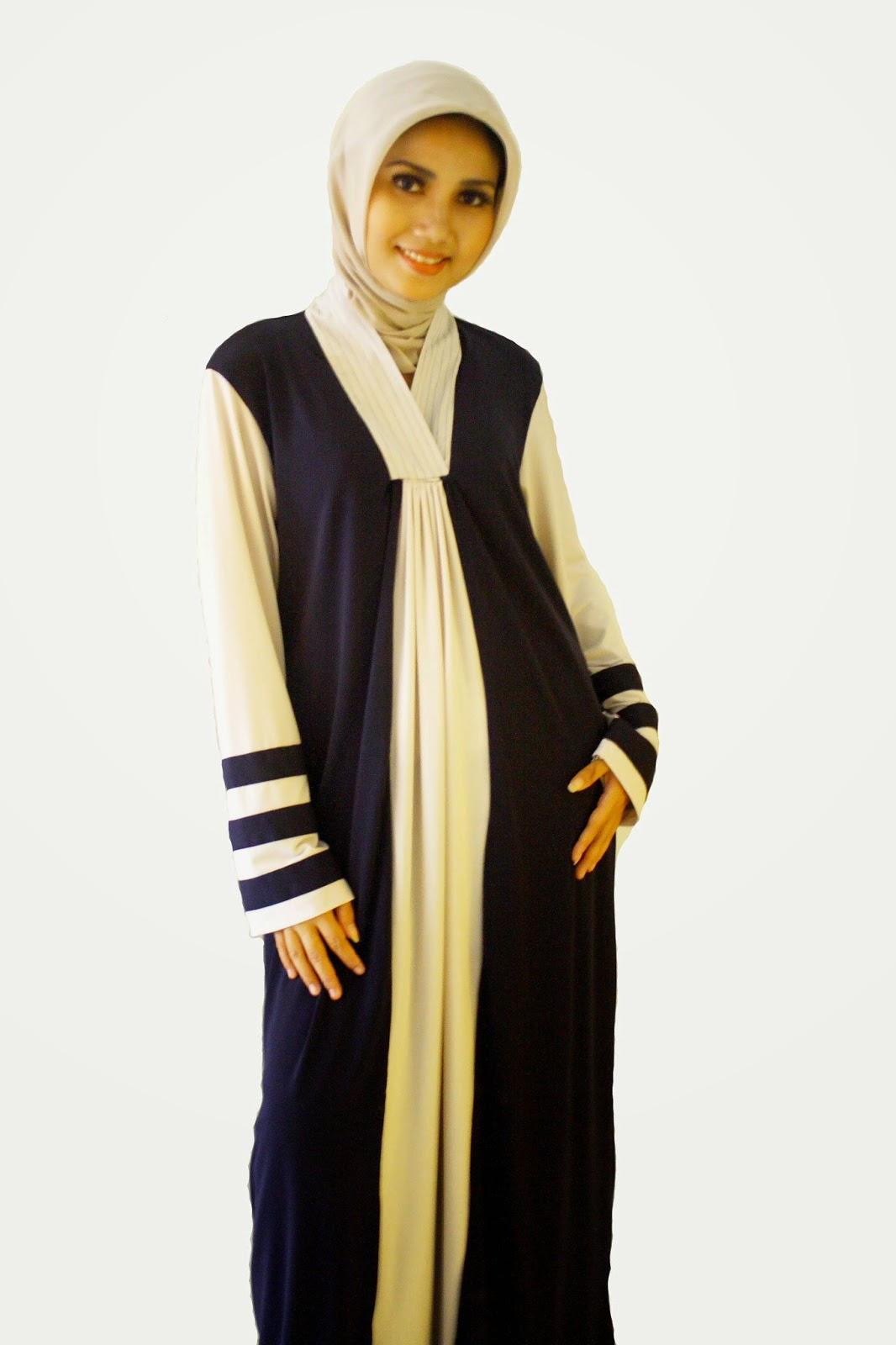 30 Model Baju Batik Gamis Untuk Orang Gemuk Dan Pendek Fashion