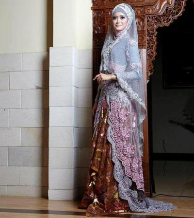 Model Baju Kebaya Modern Muslim | Model Baju Masa Kini ...