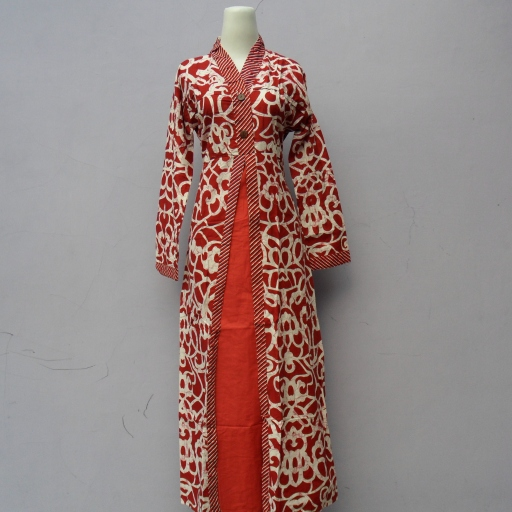 Image Result For Model Gamis Batik Syar I