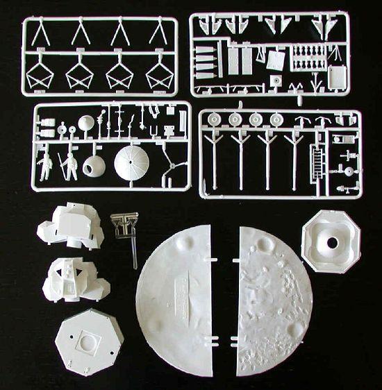 Airfix 1 72 Lunar Module