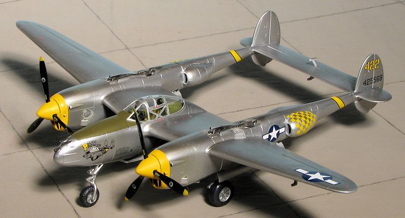 P 38 Lightning Armament