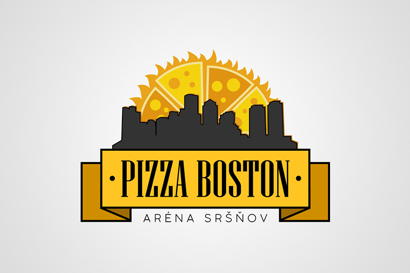 Pizza Boston - logo