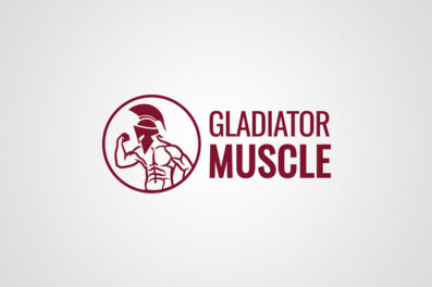Gladiator Muscle logo