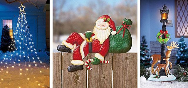 Decorations Unique Christmas