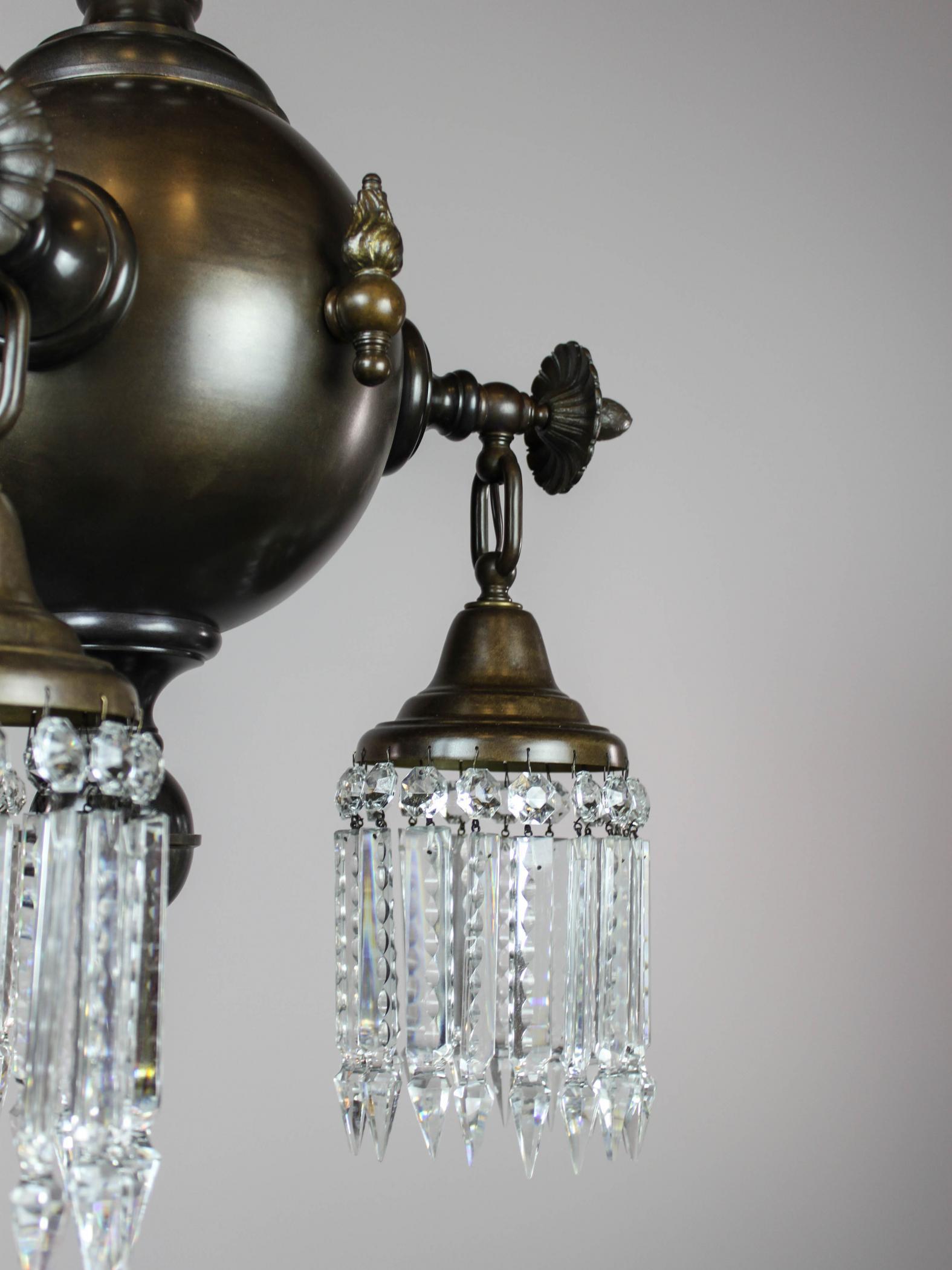Crystal Light Fixtures