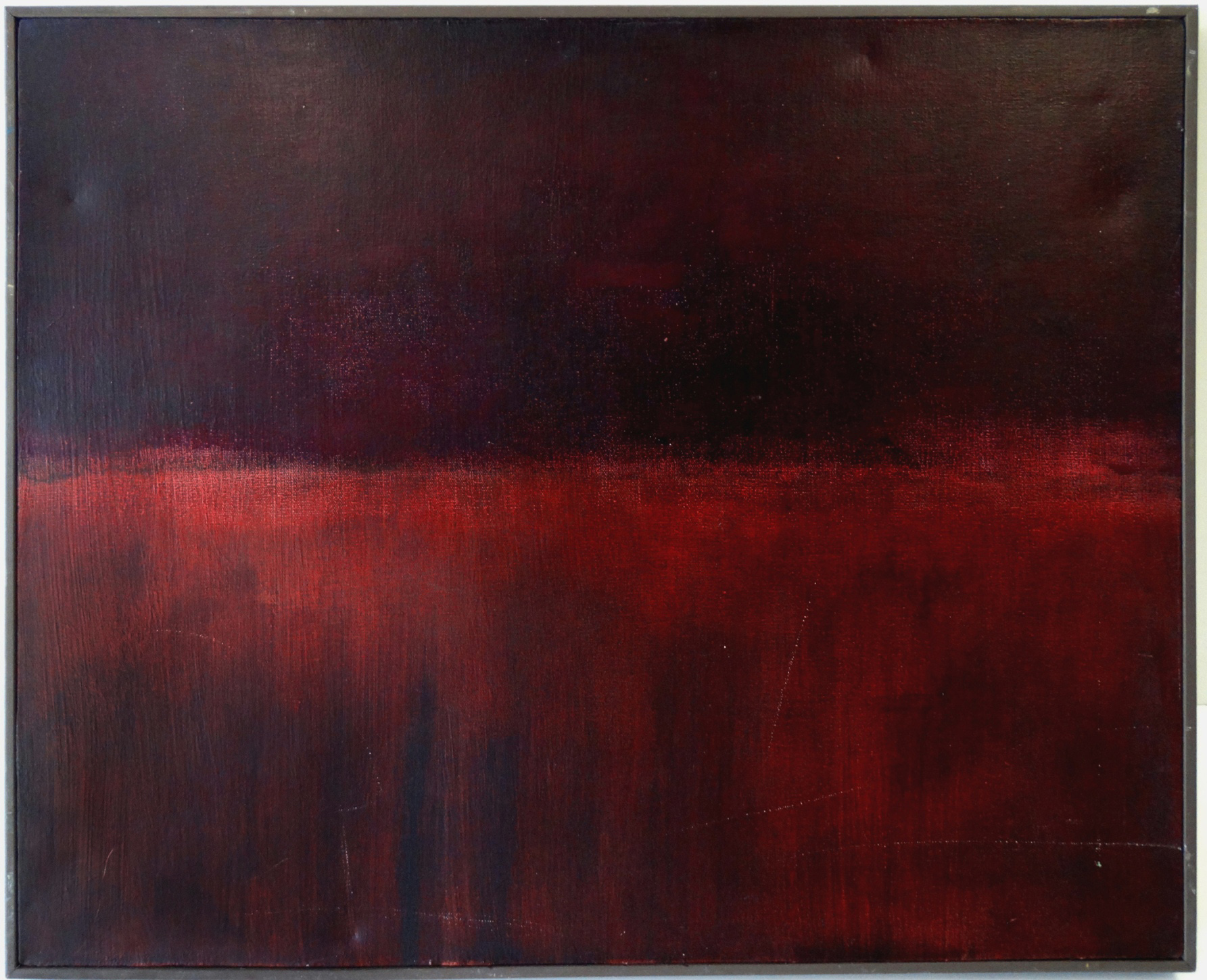 Moody Abstract In The Style Of Rothko 1998 Modernism