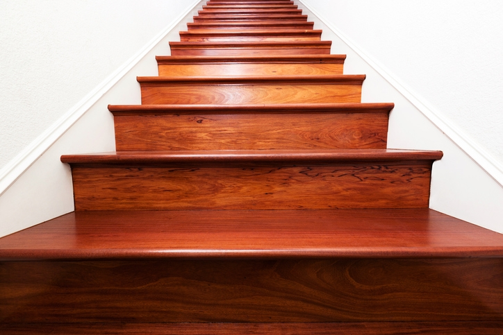 4 Easy Diy Ways To Finish Your Basement Stairs Modernize | Cost To Replace Basement Stairs | Stair Case | Stair Tread | Carpet | Hardwood | Unfinished Basement