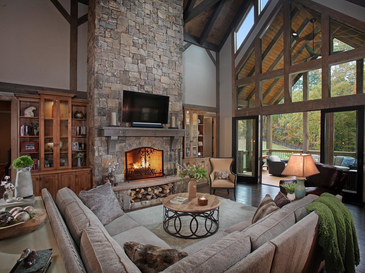 Architecture Style Amp Design Modern Rustic Homes
