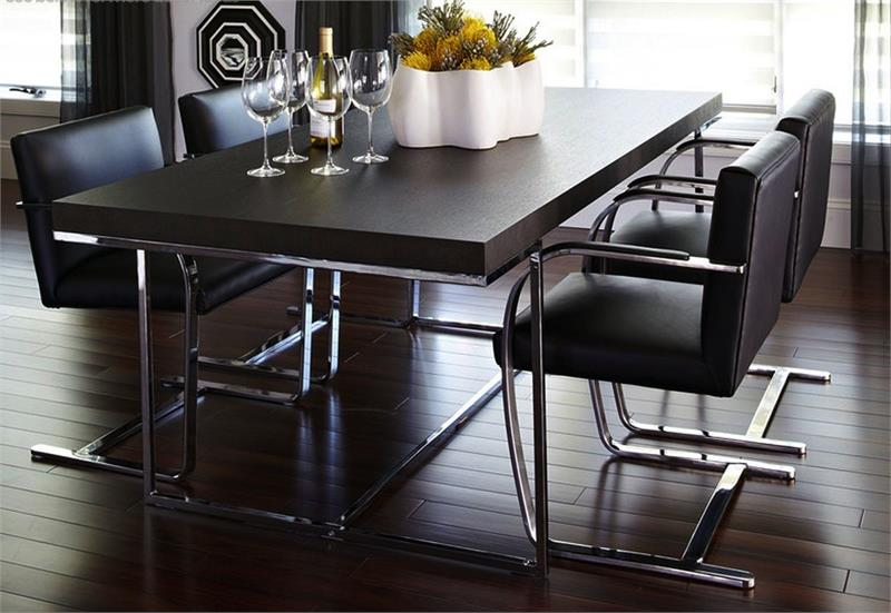 Mies Brno Style Canti Chair Flat Arm Home And Office