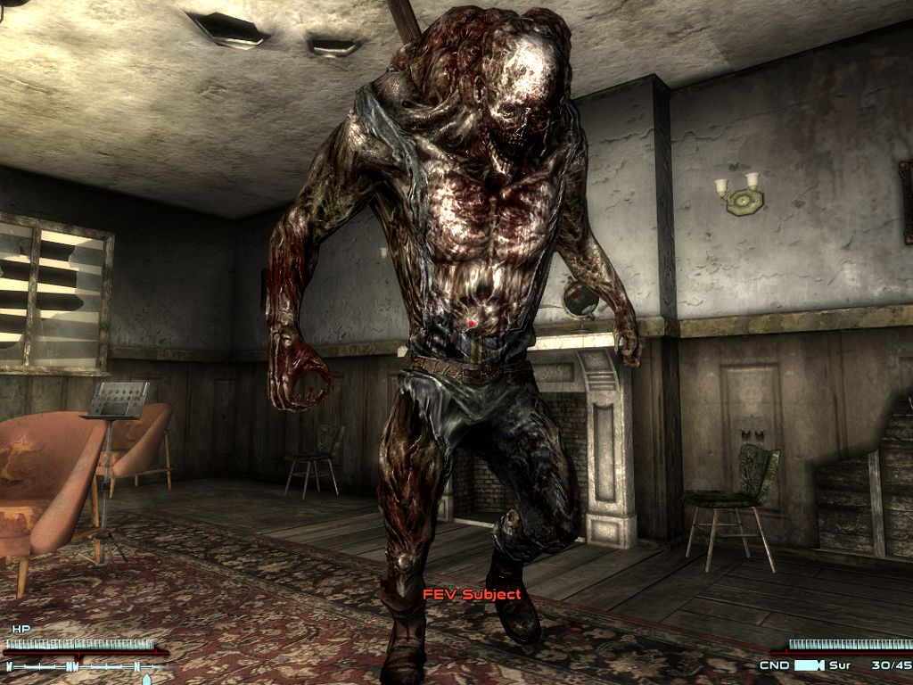 Body 4 Mods Fallout Big