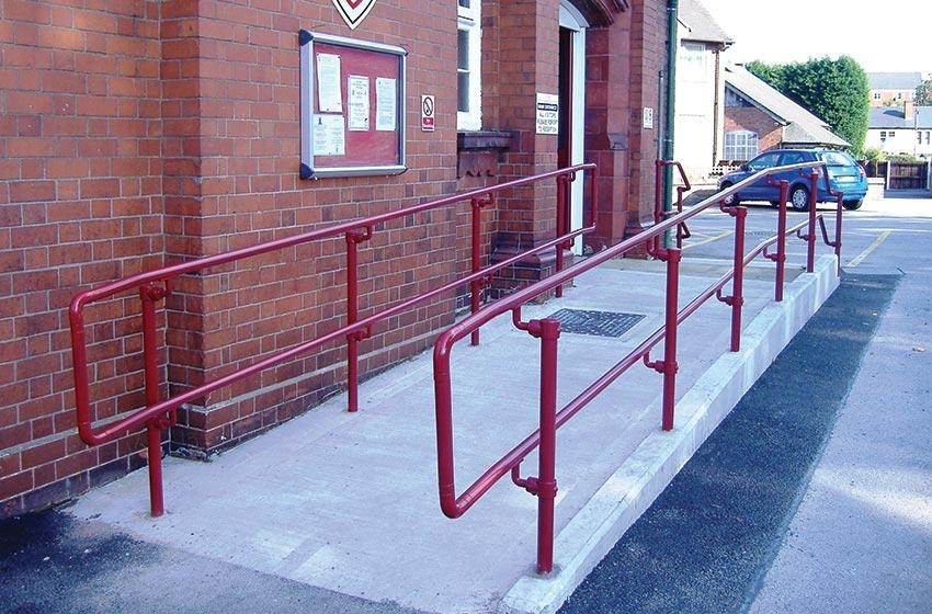 Powder Coated Railings Modular Railing Systems | Powder Coated Handrails For Stairs | Ornamental Iron | Metal | Deck Railing | Wrought Iron Balusters | Balcony