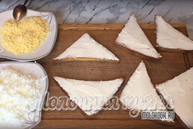 لایه پنیر ذخیره شده