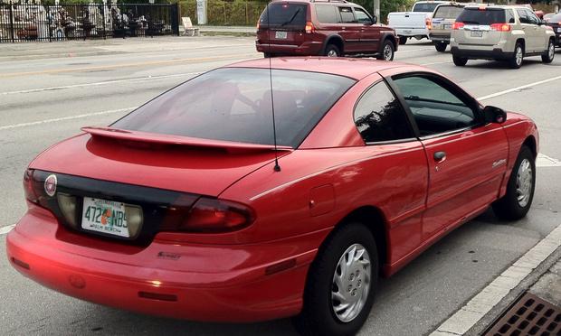 1996 Spoilers Pontiac Sunfire