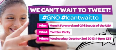 Girl Scouts: Wednesday #gno Twitter Party - Mom it ...