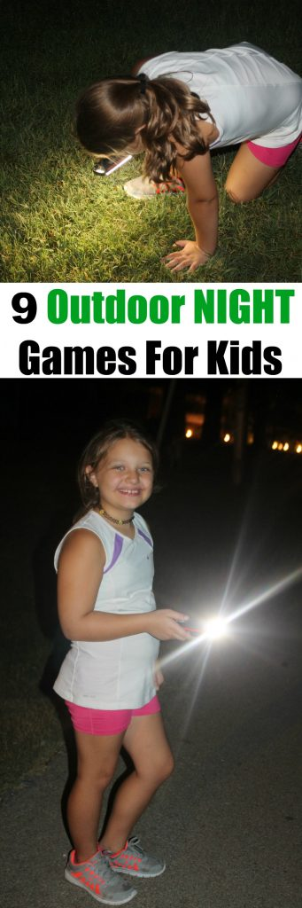 Outdoor Games Kids