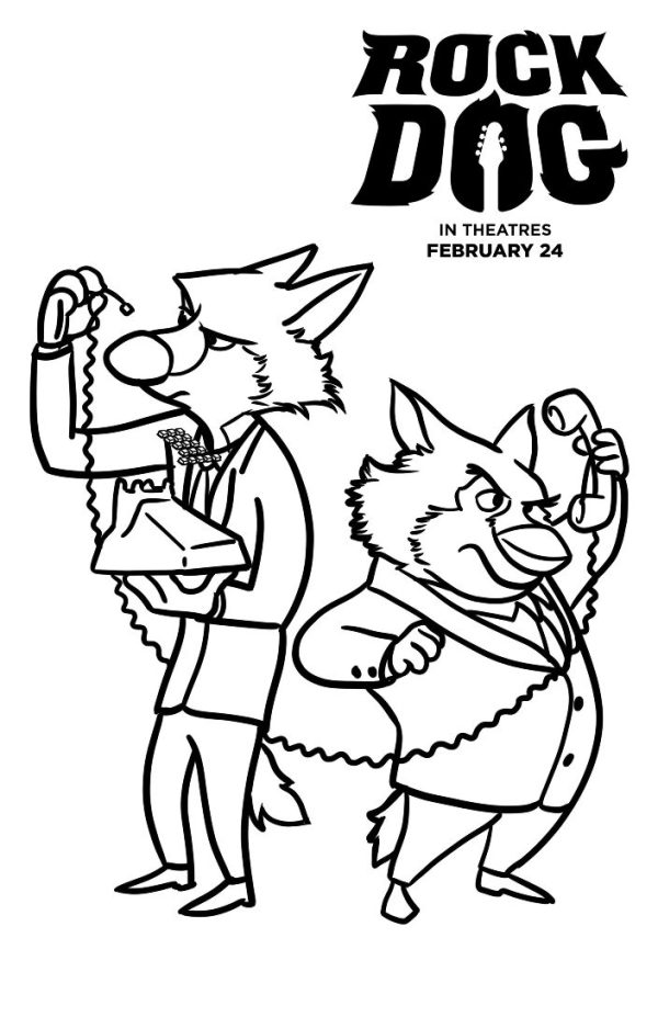 rock coloring pages # 26