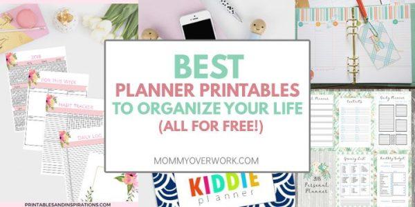 free printables planner # 24