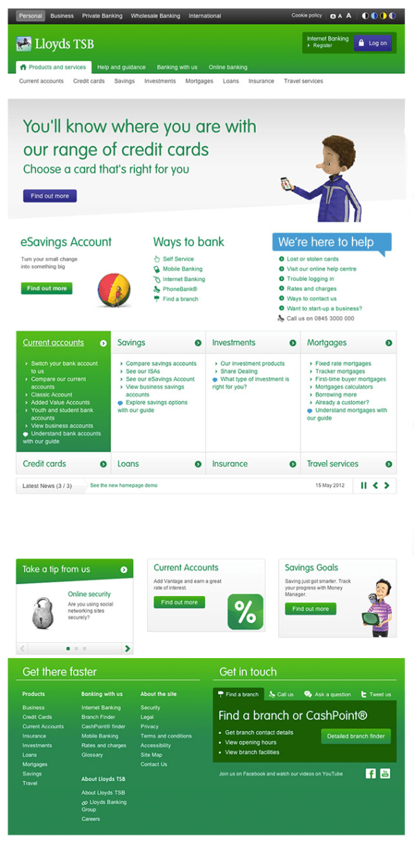 Tsb Online Personal Banking