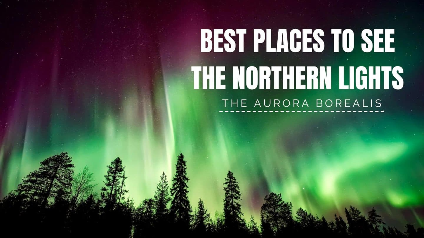 Trips See Northern Lights Iceland