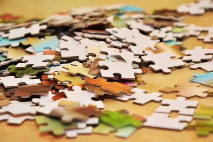 Blonde Jokes Jigsaw Puzzle