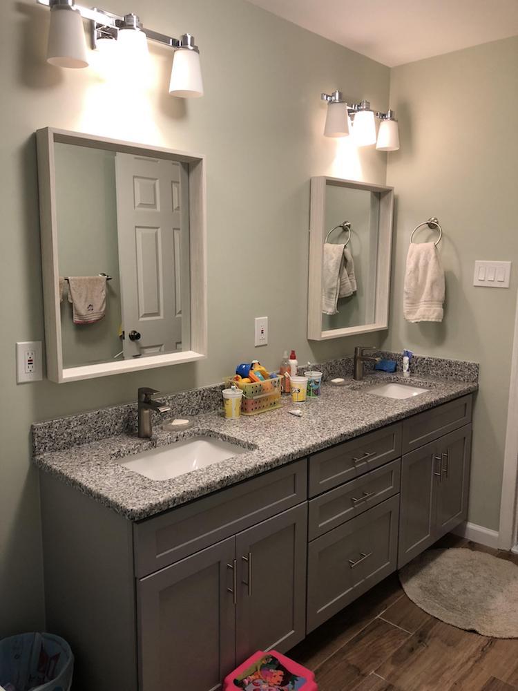 Original Bathroom Overhaul Monk S Home Improvements