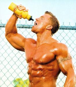 筋肉セットのアミノ酸