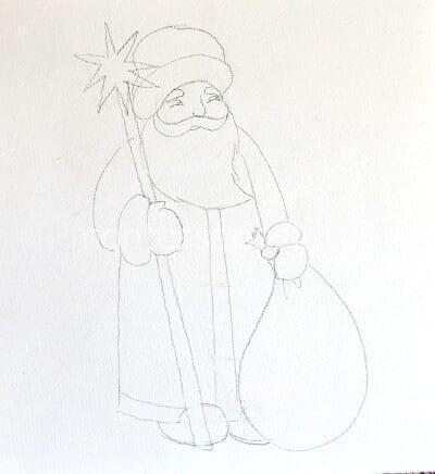 Tužka kreslení